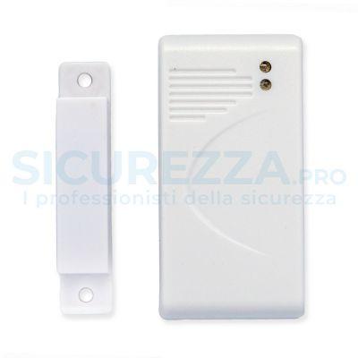 Sensore specifico per porte basculanti, blindate e di ferro