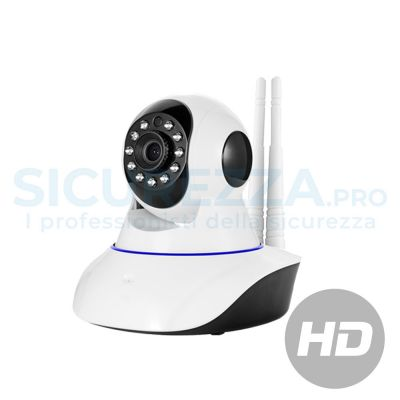 Telecamere IP ***HD*** senza fili da interno
